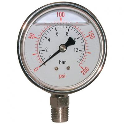 Hy-fitt Glycerine Gauges & Accessories