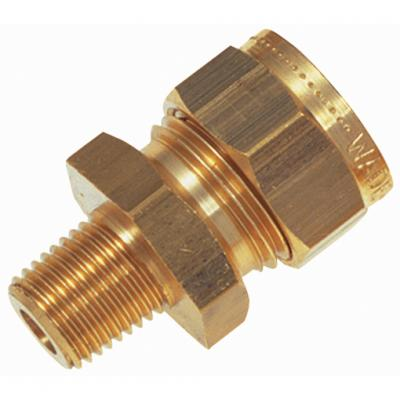 Wade Brass Compression Fittings, Imperial