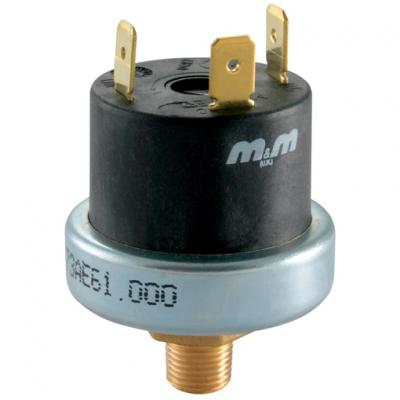 M&M Pressure Switches