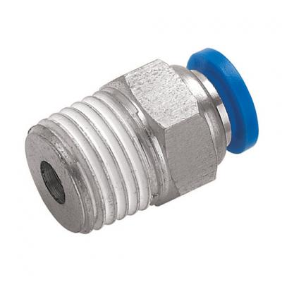 KELM One Touch NPT Plastic Push-in Fittings, Imperial