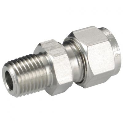 Panam 316 Stainless Steel Twin Ferrule Imperial Tube Fittings