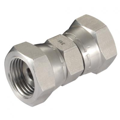 Panam 10,000 psi Rated, 316 Stainless Steel Adaptors