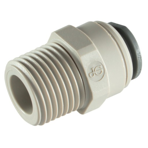 PI010801S Straight Adaptors