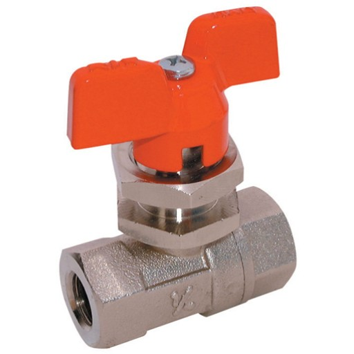 2025-0940 Panel Mounted Full Bore Ball Valves