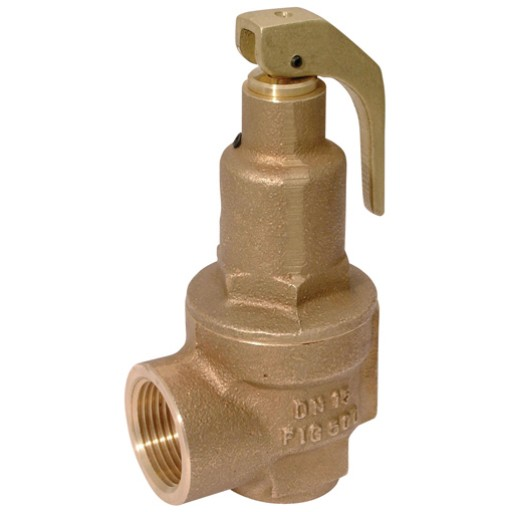 500-20-2.5 High Lift Safety Valve (Fig 500)