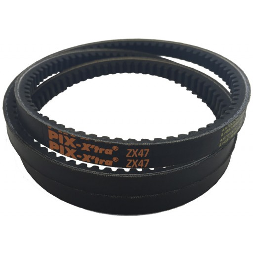 ZX47 Cogged V Belt
