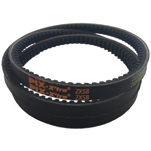 ZX58 Cogged V Belt