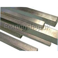 18mm x 18mm Key Steel x 12 inch