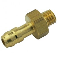 1500-4 Straight Male Hose Adaptor - Type 1500