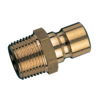 86SFAK13MXX Non-valved, Straight Through Plugs