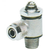 8970-6/4-1/4 Screwdriver Quick-Fit Flow Regulators