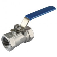 BV1-12 316 Stainless Steel Ball Valves