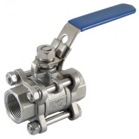 BV3-34 316 Stainless Steel Ball Valves