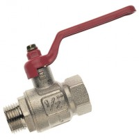 BV91-34 Full Flow Ball Valves, Brass
