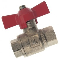 BV92-12 Full Flow Ball Valves, Brass