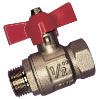 BV93-12 Full Flow Ball Valves, Brass