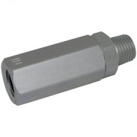 ILF-38 In-line Filter Aluminium