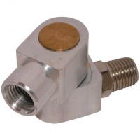 RJ-14 Swivel Joints - Aluminium