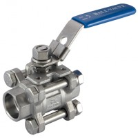 3SW-3 316 Stainless Steel Ball Valves