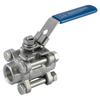 IB3-38 316 Stainless Steel Ball Valves