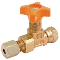 FT290-04 In-line Isolator Needle Valves