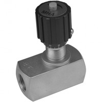 NDRV-G1/2 Needle Flow Control Valves
