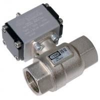 D100H006 Brass Ball Valves, 2 Way Pneumatic Actuation, Low Pressure