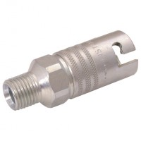 AC51EF Steel Zinc Plated Instantair Couplings
