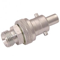 AA5306 Steel Zinc Plated Instantair Swivel Adaptors