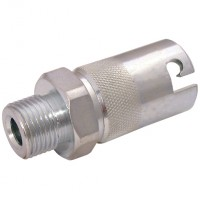 "AC59JF Steel Zinc Plated Instantair 1/2"" Couplings"
