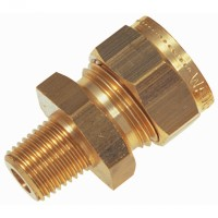 WADE-7074/11 Male Stud Couplings