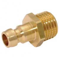 2053-5761 Non-valved, Straight Through Plugs