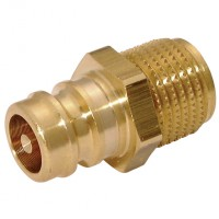 2053-5795 Valved Shut-off Plug