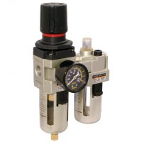 FM-21-01-C Filter Regulator + Lubricator