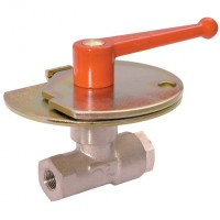 LE-0439 07 13 Lockable Ball Valves