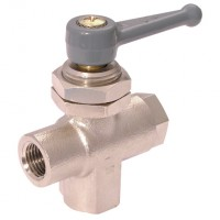 LE-0448 06 13 Standard 3 Way Ball Valves