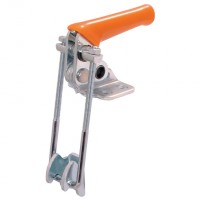BR-LU700V Vertical Latch Clamps, Flanged Base