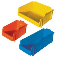 SB-1-YELLOW Supra Storage Bins
