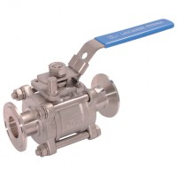 BLV-CT-1.5 Valves - Clamp Type