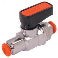 6560-6 Mini Ball Valves, Brass