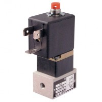 QM/48/13J/21 Solenoid Actuated 22mm Poppet Valves