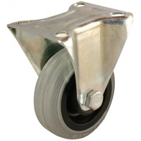 LFV125RP LFV Series Fixed Plate Fitting Castors