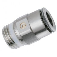 6512 4 M6 Male Stud Couplings