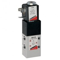 358 015 02 Series 3, Electro Pneumatically Operated Solenoid Valves