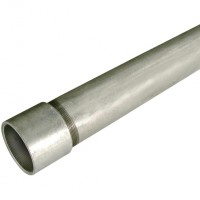 NC-TUBE4 Screwed & Socketed Steel Tubing