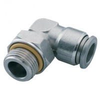 60115-4-M5 Swivel Elbow Male Adaptors