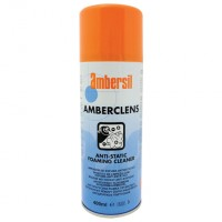 6160001200 Amberclens Anti-static Foaming Cleaner