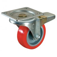 522PNBSWB 22 Series Swivel Plate Fitting Castors