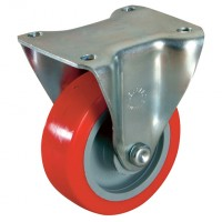 529PNB 22 Series Fixed Plate Fitting Castors