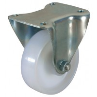 529NYB 22 Series Fixed Plate Fitting Castors